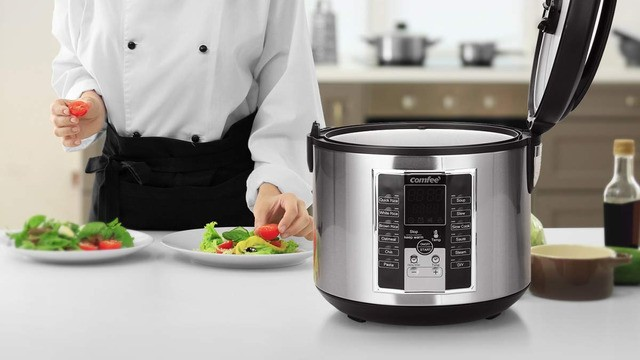 This 12-program multi-cooker is 50% off on Amazon