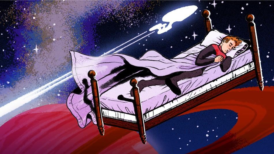 How the eerie drone of a 'Star Trek' spaceship's engine lulls people to sleep