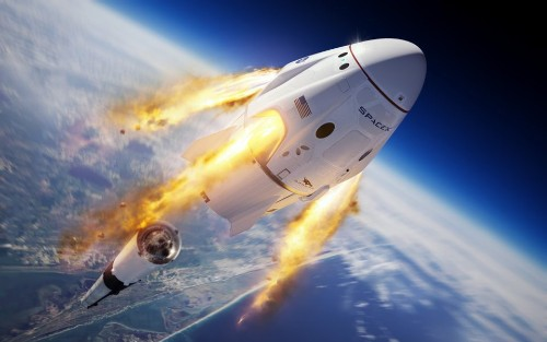SpaceX's Crew Dragon Will Soon Take NASA Astronauts To The International Space Station - Science