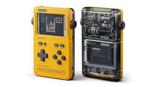 Make your own handheld gaming console with this DIY kit that's on sale