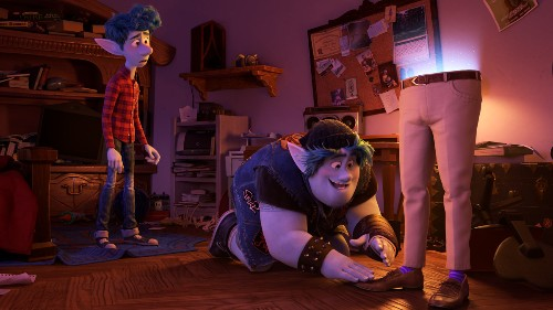Pixar's 'Onward' brings weird and wonderful magic to regular ol' life