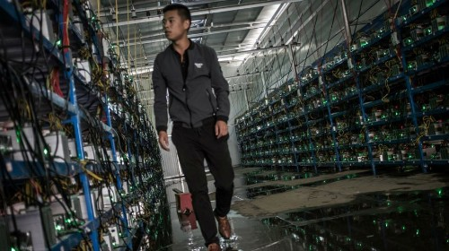 China Wants To Reportedly Ban Bitcoin Mining