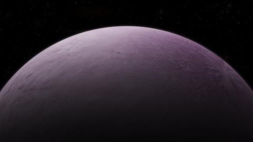 Scientists spot the farthest known object in our solar system, and it's pink