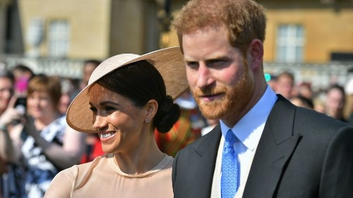 Prince Harry and Meghan Markle are honeymooning in romantic...Canada?