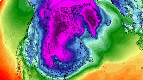 It's damn cold, but heat records in the U.S. still dominate