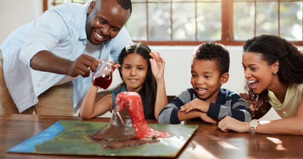 12 ways to make science fun for your kids at home