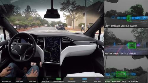 Fatal Tesla crash under investigation, unclear if Model X was in autopilot mode