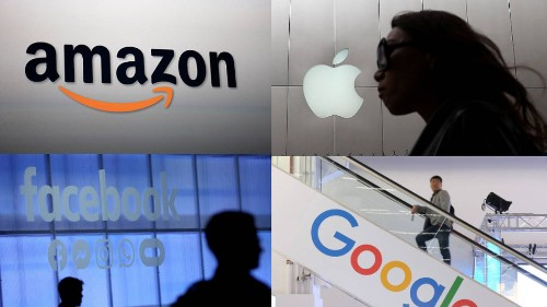 Congress wants internal records from Apple, Amazon, Facebook, and Google