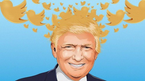Everyone is pretty grossed out by a Twitter executive desperately wooing Trump