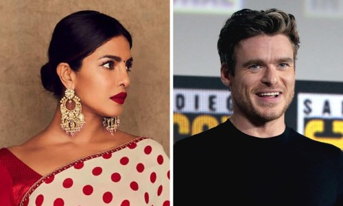 Priyanka Chopra To Star Alongside Richard Madden In Russo Brothers' 'Citadel' - Entertainment