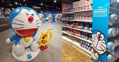 If you love Doraemon, this is heaven - Entertainment