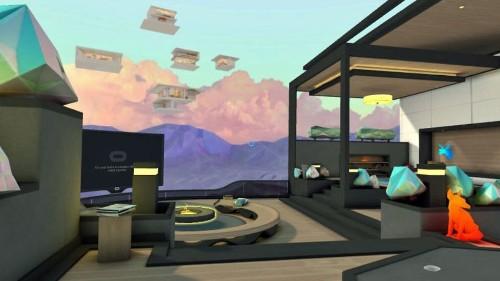 Facebook's VR social network is surprisingly stunning