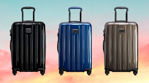 Tumi hardside luggage is on sale on Amazon: Save $206 on a new carry-on