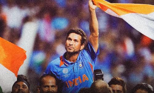 Sachin Tendulkar's 2011 World Cup Victory Lap Awarded Laureus Best Sporting Moment