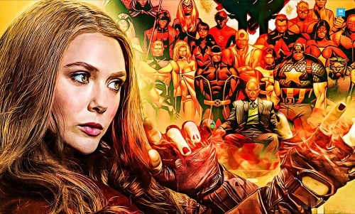 Scarlet Witch Will Be the Main Villain In MCU, According To This Doctor Strange Fan Theory