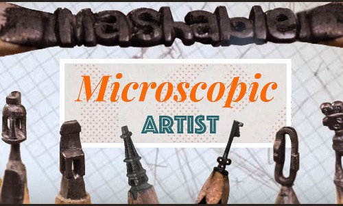 Lets Talk Art: Mumbai-based Artist Yash Soni On Micro-sculpting Pencils And Its Finer Details