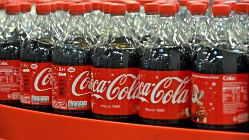 Coca-Cola says it 'replenished' all the water it used to make its soft drinks