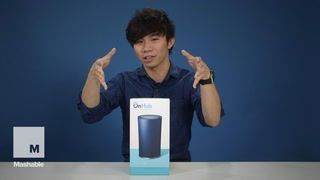 Google's OnHub is an easy router that cures bad Wi-Fi