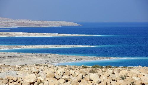It looks like Jordan's Dead Sea will dry up soon - Culture