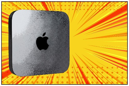 Apple Mac mini review: Apple's cheapest Mac is perfect for creators