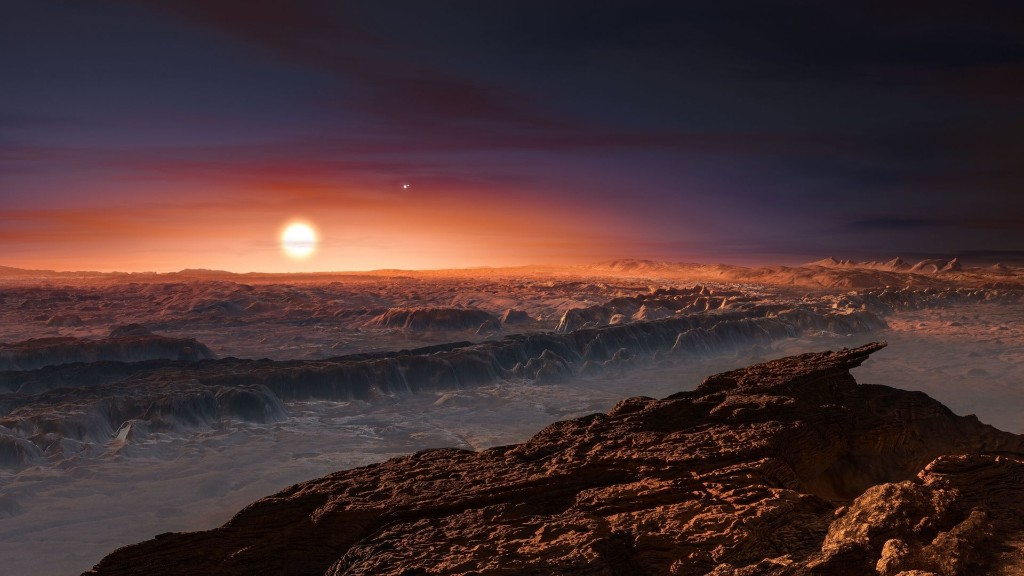 Astronomers Confirm Existence Of Earth-like Planet That Orbits The Nearest Star From The Sun