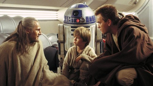 Here's What Critics Had To Say About 'Star Wars: The Phantom Menace' in 1999