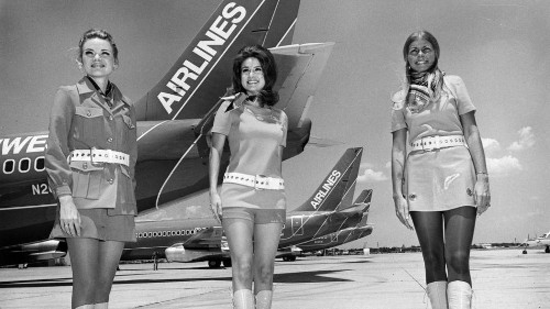 What the golden age of travel was really like