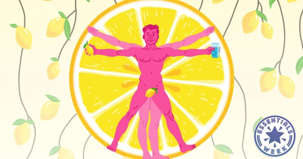 Lemon Perfect - cover