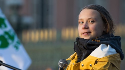 Greta Thunberg guarantees you won't forget this number