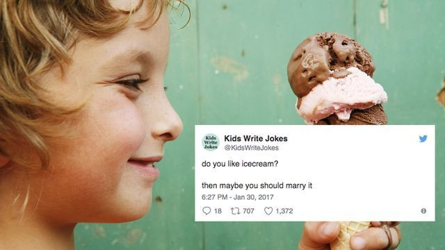 21 jokes written by kids that are so bad they're actually good