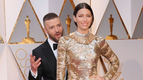 Justin Timberlake finally replies to that Seth Rogen tweet