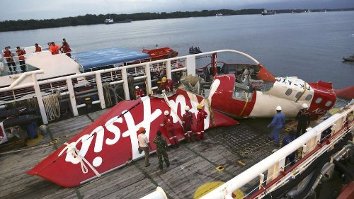 Faulty plane part was a 'major factor' in AirAsia crash that killed 162