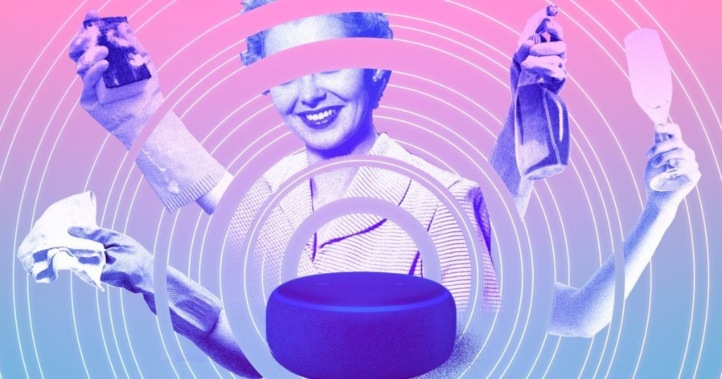 Making smart devices 'gender neutral' won't undo their deep-seated sexism