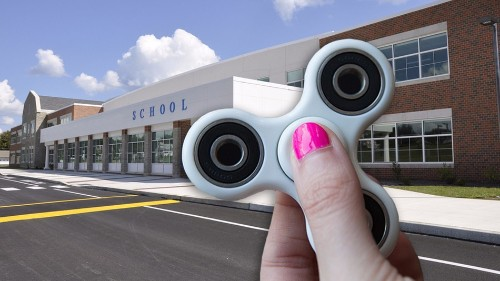 We, your child's school, regret banning fidget spinners after seeing what toy came next