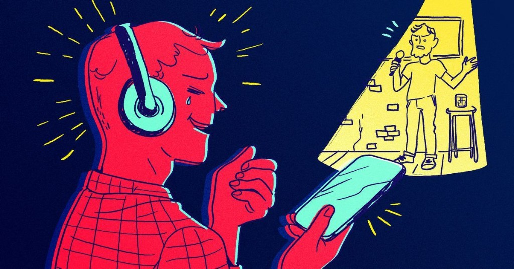 11 podcasts to listen to if you want to laugh your ass off