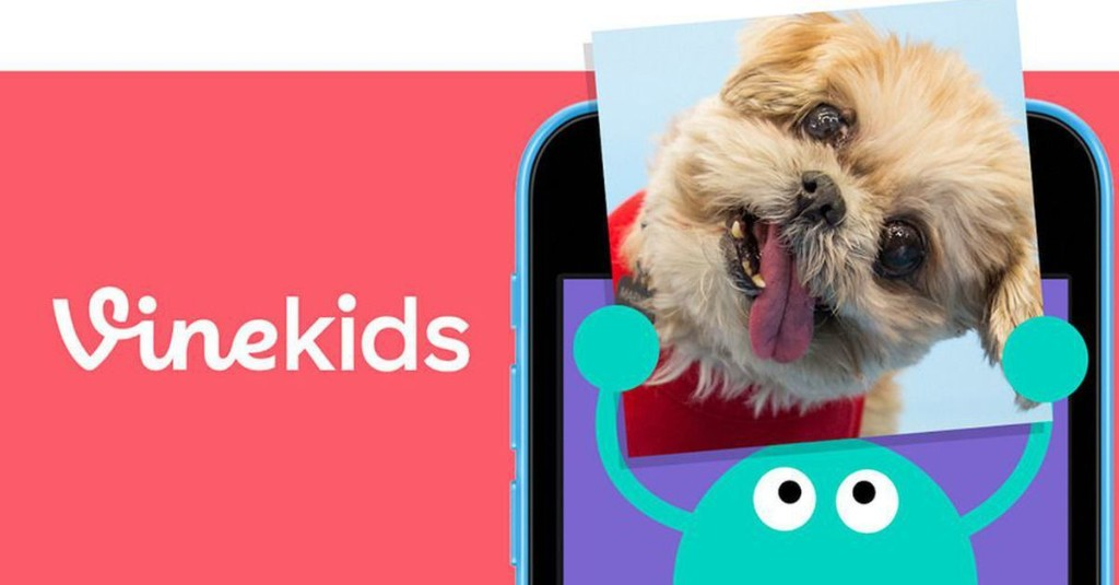 Vine Kids app is all about the cute; no creepiness allowed