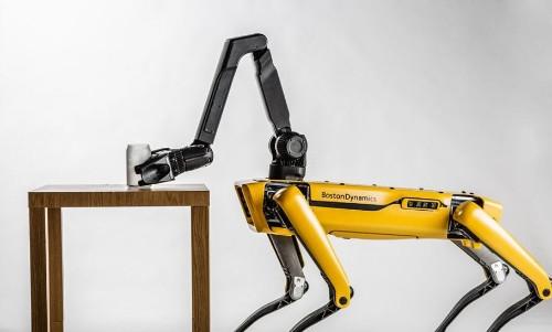 Boston Dynamics Will Start Selling Its Dog-Like 'SpotMini' Robots This Year