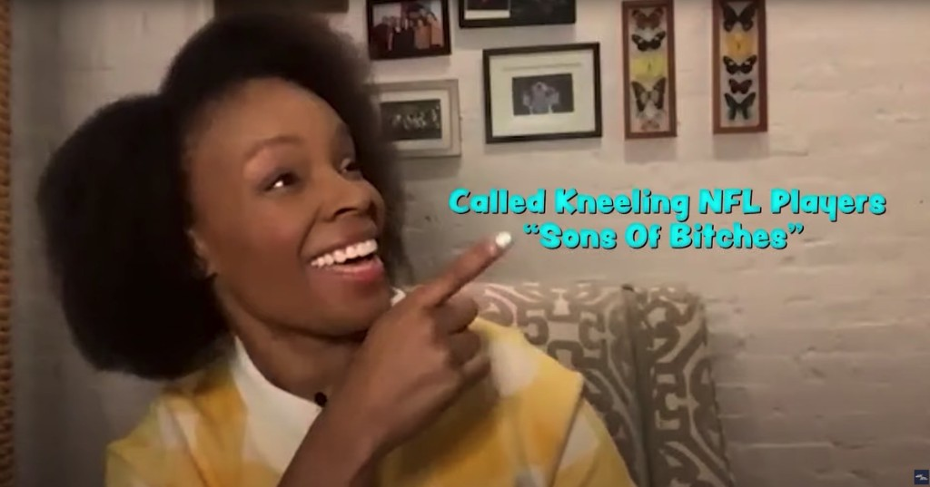 Amber Ruffin lists all the things Trump has done for Black Americans
