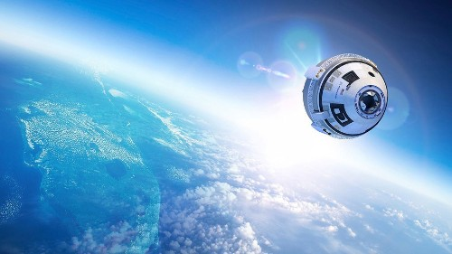 Boeing's new spaceship to bring humans into orbit is now called Starliner
