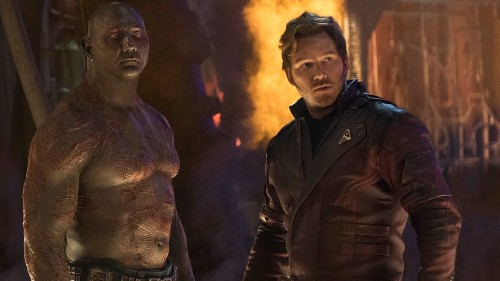 'Guardians of the Galaxy' actors respond to Disney firing James Gunn
