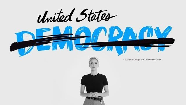 Watch Jennifer Lawrence explain America's corrupt political system and how to fix it