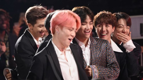 'BTS World' mobile game is basically BTS fanfiction