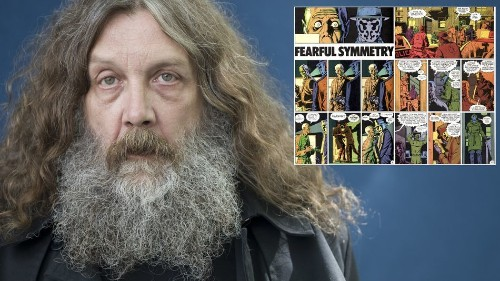 Alan Moore, writer worst served by Hollywood, calls it quits