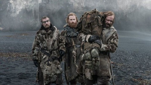 'Game of Thrones' Instagram of the Hound and Tormund singing will make your day