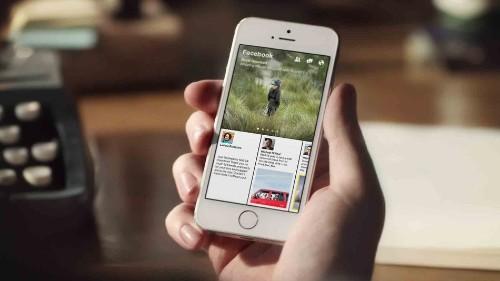Facebook Announces News Reader App 'Paper'