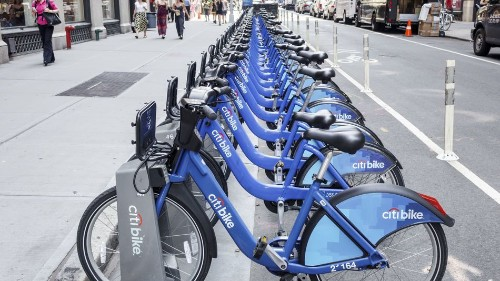 Google Maps makes life easier for people who want to ride bikes (but don't own one)