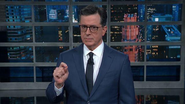 Stephen Colbert breaks down the latest 'explosive' impeachment testimony