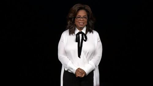 Oprah made Tim Cook cry