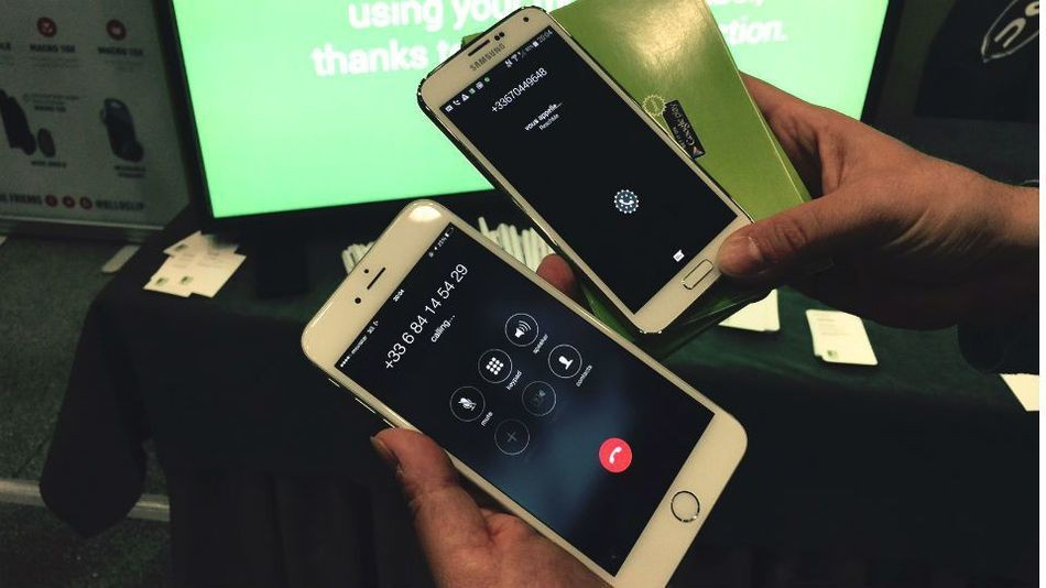 This app lets you receive calls even when you've got no signal