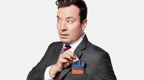 Jimmy Fallon designs iPhone case that doubles as pocket square